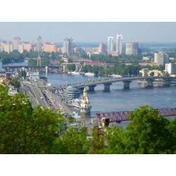 """Фотообои """"Киев. Украина"""""""