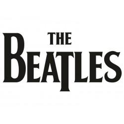 "Наклейка ""The Beatles"""