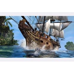 """Фотообои """"Пиратский корабль"""""""