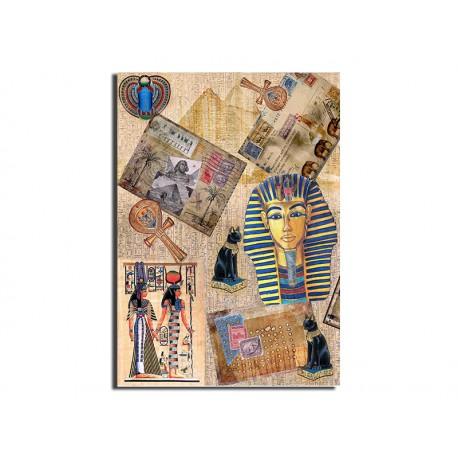"""Декупажная бумага """"Египет"""""""