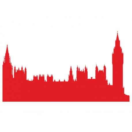 """Наклейка """"Лондон"""""""
