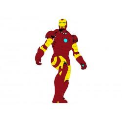 "Наклейка ""Ironman"""
