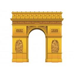 """Наклейка """"Триумфальная арка"""""""