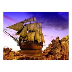 """Фотообои """"Старинный корабль"""""""