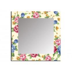 """Зеркало """"Роза"""""""