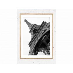 """Постер в раме """"Эйфелева башня"""""""