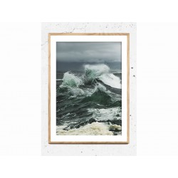 "Постер в раме ""Океан"""