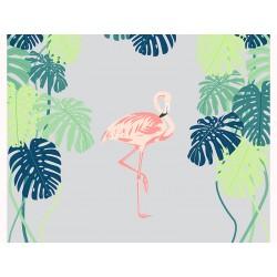 """Обои """"Фламинго"""""""