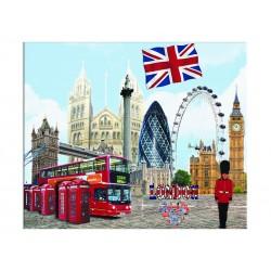 "Постер ""England"""
