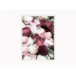 """Постер в раме """"Розы"""""""