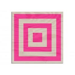 "Настенный декор ""Hot pink"""