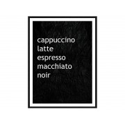 "Постер в раме ""Coffee"""