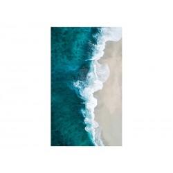 """Постер на стекле """"Emerald sea"""""""
