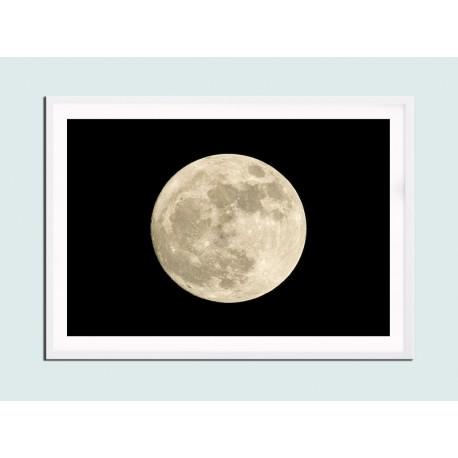 "Постер в раме ""Moon"""