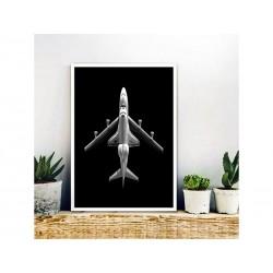 """Постер в рамі """" Shuttle Endeavor"""""""