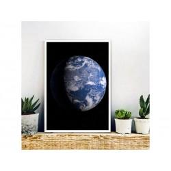 """Постер в рамі """"Planeta"""""""