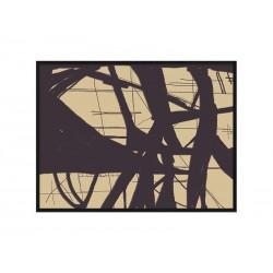 "Постер в рамі ""Abstract"""