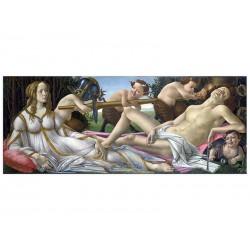 """Фотокартина """"Сандро Боттічеллі, Венера і Марс"""""""