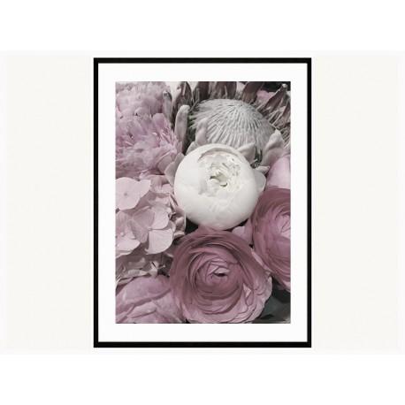 """Постер в рамі """"Flowers"""""""