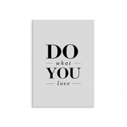 """Постер """"Роби, що любиш"""""""