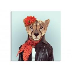 "Постер ""Animal Portrait. Yago Partal"""
