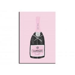 """Постер """"Шампанське"""""""