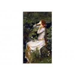 """Репродукція """"Офелія 1894. Джон Вільям Уотерхаус"""""""