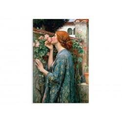 """Репродукція """"Душа троянди 1908. Джон Вільям Уотерхаус"""""""