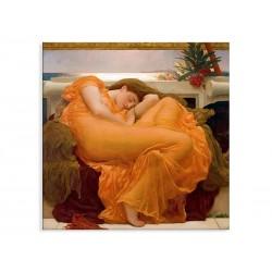 """Репродукція """"Палаючий червень, 1895. Фредерік Лейтон"""""""