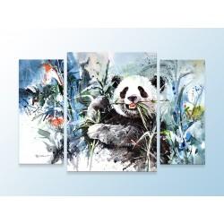 """Модульна фотокартина """"Панда"""""""
