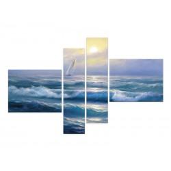 """Модульна фотокартина """"Море"""""""