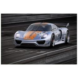 """Фотокартина """"Porsche 918 RSR"""""""