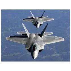"""Фотокартина """"F-22 Raptor"""""""