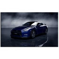 """Фотокартина """"Nissan-GT-R"""""""