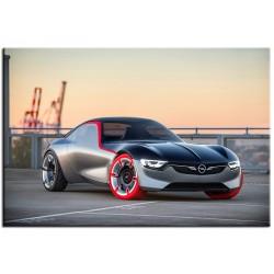 "Фотокартина ""Opel gt concept"""