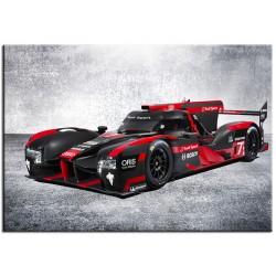 """Фотокартина """"Audi R18"""""""