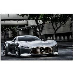 "Фотокартина ""Mercedes-Benz AMG Vision Gran Turismo"""