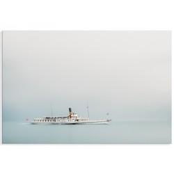 "Фотокартина ""Clyde steamer"""