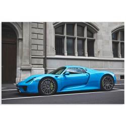 "Фотокартина ""Porsche 918 Spyder"""