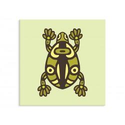 """Фотокартина """"Leopard Frog"""""""