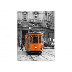 """Фотокартина """"Мілан - Трамвай"""""""