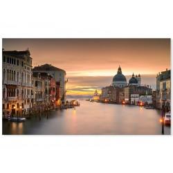"""Фотокартина """"Гранд канал в Венеции, Италия."""""""