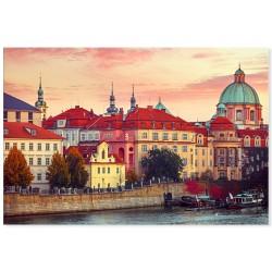 """Фотокартина """"Карлов мост в Праге, Чехия"""""""