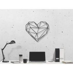 """Настінний декор """"Серце"""""""