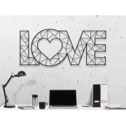 """Настінний декор """"Кохання"""""""