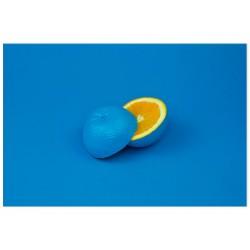 """Фотокартина """"Синій апельсин"""""""