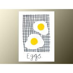 "Фотокартина ""Eggs"""