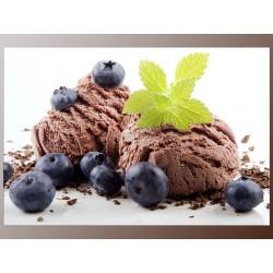 """Фотокартина """"Шоколадне морозиво"""""""