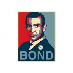 """Фотокартина """"Агент 007"""""""