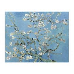 """Фреска """"Квітучі гілки мигдалю. Вінсент ван Гог"""""""